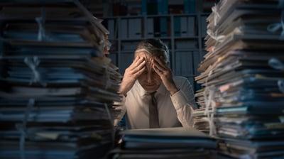 Administrative Burnout