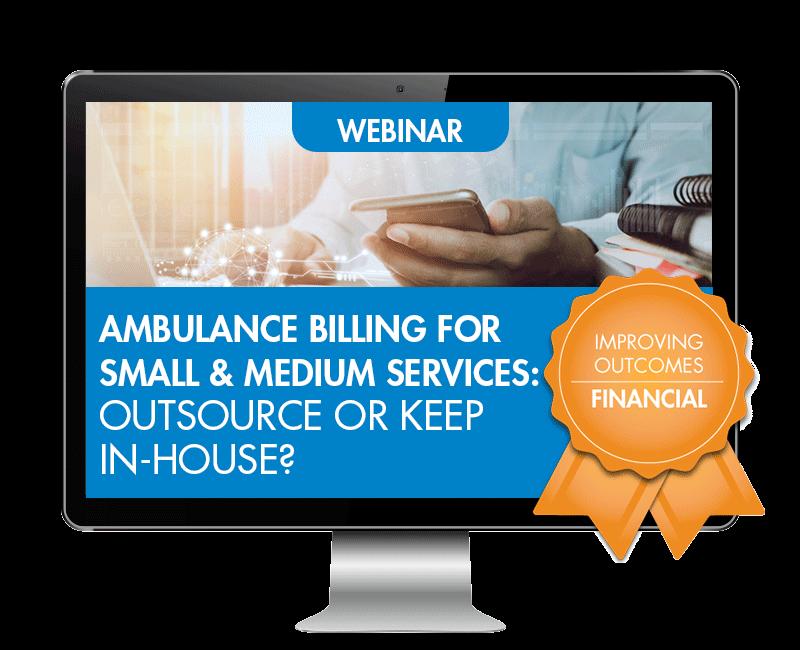 Ambulance Billing for Small &  Medium Services