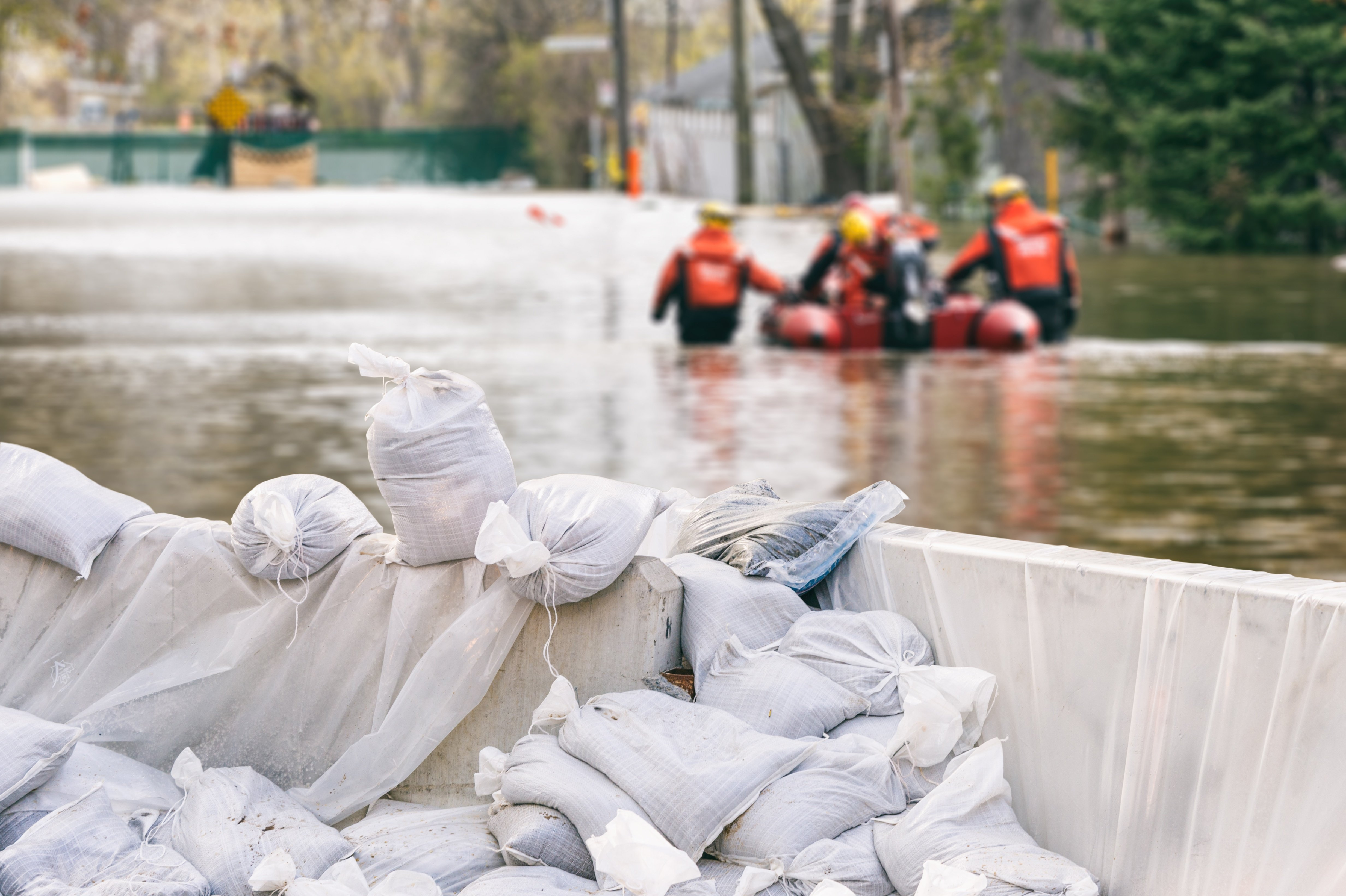 More than 1,000 deaths and $370 billion in damages were associated with hurricanes in 2017.