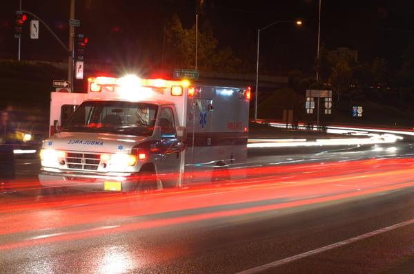 Faster Ambulance Response Times