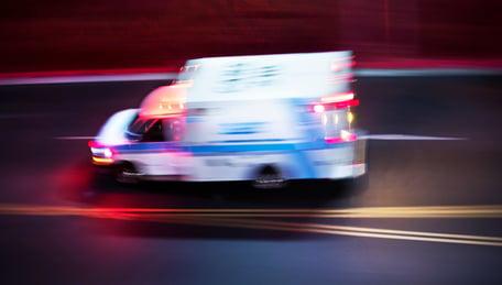 McGowan_Lights and Sirens_ambulance