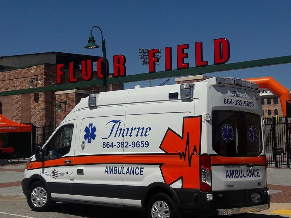 Thorne Ambulance