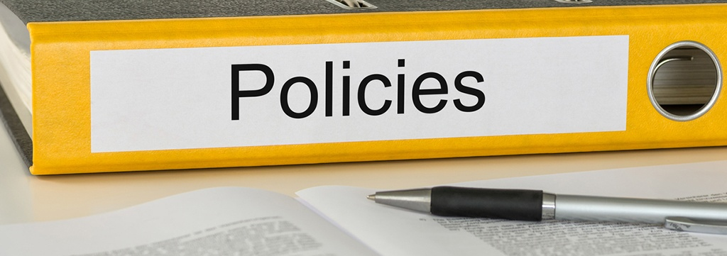 Create comprehensive policies for your Road Safey program