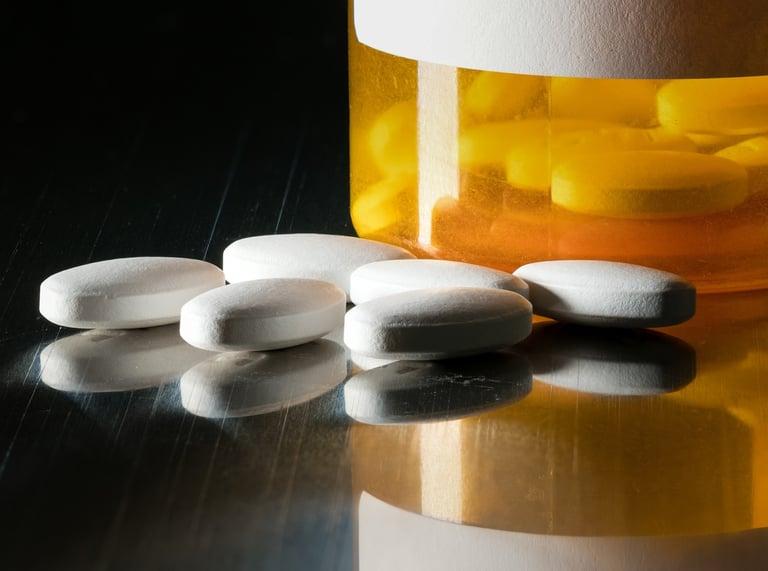 Opiod deaths set a record in 2017.