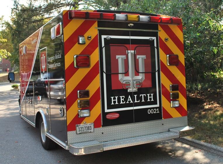 Bloomington Hospital EMS