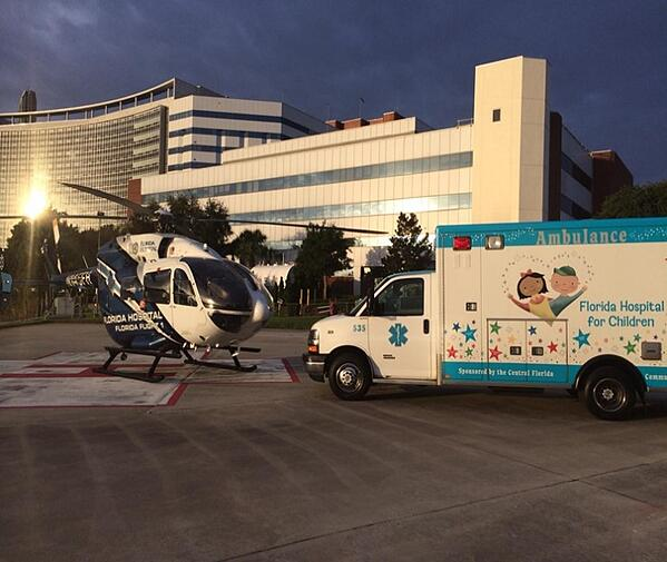 How Florida Hospital Closed the Ground Between Air & Ground EMS