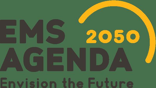 EMS Agenda 2050 logo