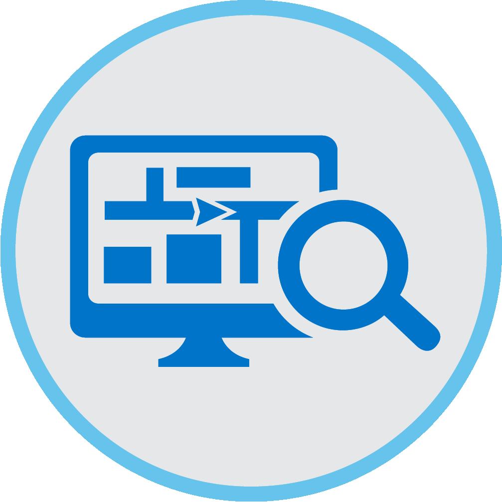 Fleet monitoring icon