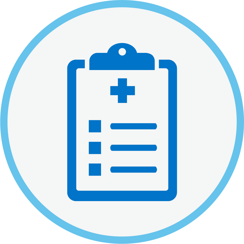 patient care documentation icon