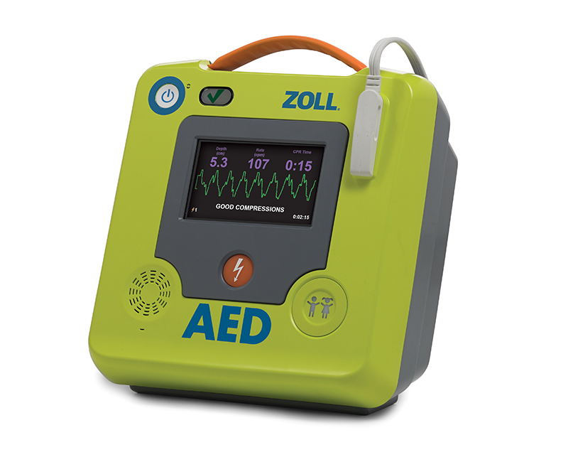 ZOLL AED for Fire and EMS
