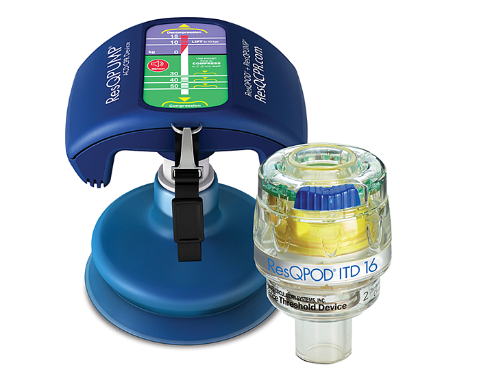ZOLL IPR Therapy