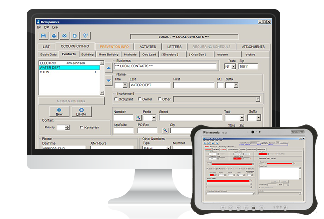 RescueNet FireRMS - more than just NFIRS Software