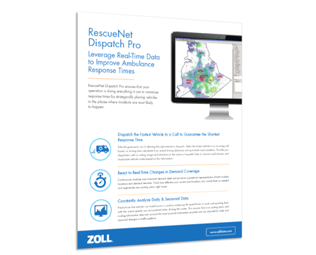 RescueNet Dispatch Pro