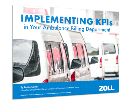 Implementing KPI's in your billing department ebook