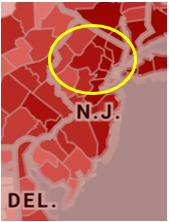 North Region Workforce Map