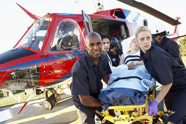 Younger Flight Paramedics