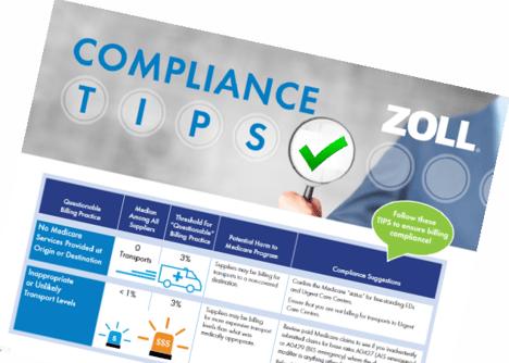 compliance tip sheet