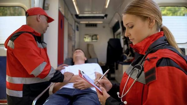 Paramedics EMS