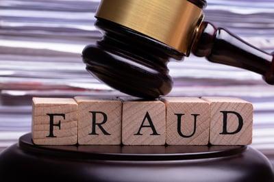 Guilty of Fraud
