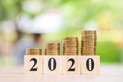 2020 Financial Distribution