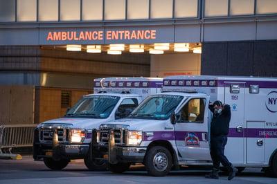 Paramedics Ready to Respond