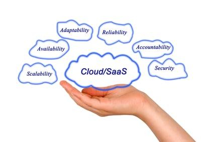 Cloud/SaaS Benefits