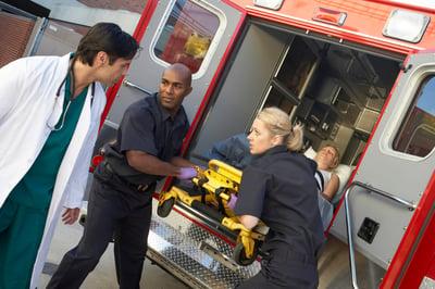 prehospital-hospital interoperability