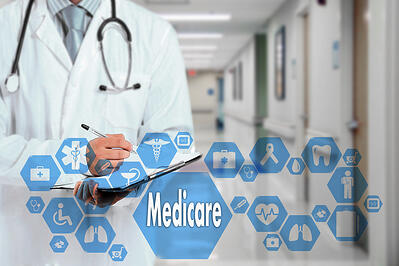 Doctor with Medicare Claims and MBI