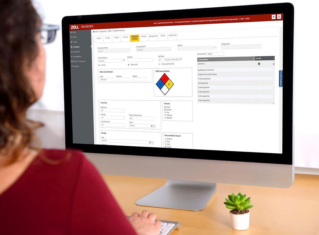 FireReports_New Screen